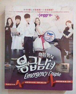 Korean Drama DVD Emergency Couple (2014) GOOD ENG SUB Region 3 FREE  SHIPPING 4754133190010   eBay
