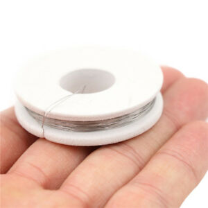 0,2 mm Nichrom Draht 10 m Länge Widerstand Widerstand AWG Wire YR | eBay