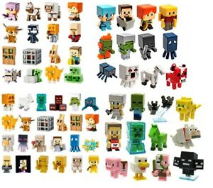 Minecraft-Mini-Figure-Chest-series-1-2-3-4-5-6-7-8-9-10-YOUR-PICK-NEW-FAST-034-FREE