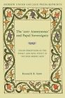 The 1007 Anonymous and Papal Sovereignty: Jewish Perceptions of the Papacy and Papal Policy in the High Middle Ages / Hebrew Union College Annual Supplements 4 by Kenneth R Stow (Paperback / softback, 2015)