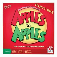 Apples To Apples Party Box - The Game Of Crazy Combinations