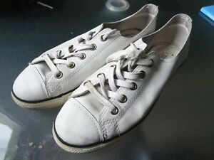 Chaussures Converse blanches taille 38