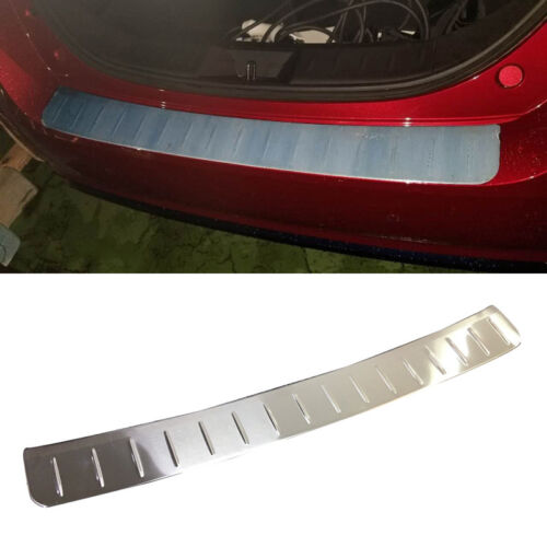 Rear Outer Trunk Boot Bumper Sill Guard Protector Molding For Nissan Leaf 2018