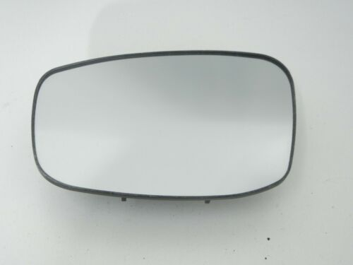 INFINITI G37 G25 09 sedan driver left side view door mirror heated glass OEM