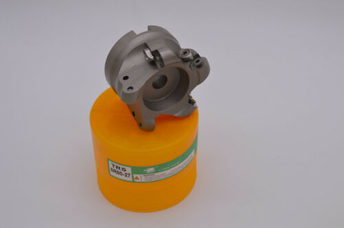 1×  TRS 8R-80-27-5F indexable face milling cutter 5 Flute FOR RDMW1604MOE....