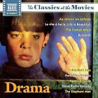 The Classics at the Movies: Drama by Various Artists (CD, 2000, Naxos (Distributor))