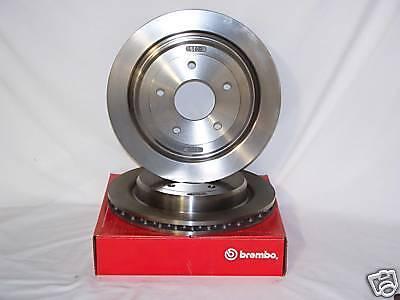 PEUGEOT 306 2.0 16V GTi6 BREMBO disques de frein avant x 283
