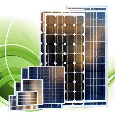 Pick One 12v Solar Panel 1 5w 6w 12w 40w 100w 110w 36 Cell