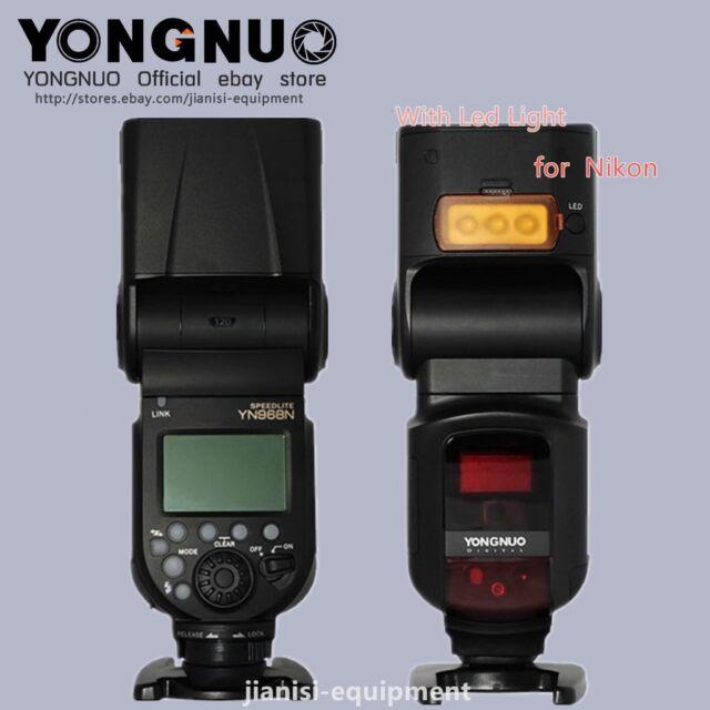 YONGNUO YN968N TTL flash speedlite For Nikon D5600 D5500 D7100 D3400 D5300 D500