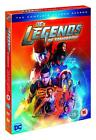 DC Legends of Tomorrow S2 DVD 2017 UK Postage