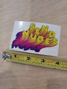 Send Nudes Full Color Custom Decal Waterproof Vinyl