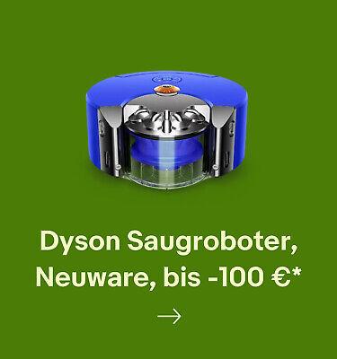 Dyson Saugroboter, Neuware, bis -100 €*