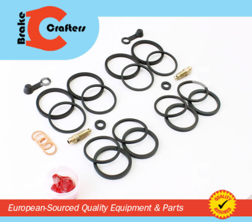 FRONT BRAKE CALIPER NEW SEAL KIT 2000 2001 HONDA CBR929RR CBR 929 RR