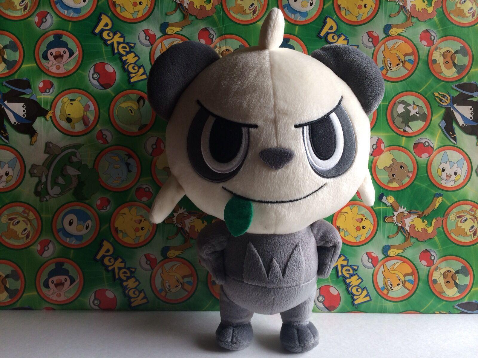8b0a0d14e8a Pokemon Plush Panda DX 13 2014 UFO doll figure Stuffed toy US Seller ...