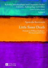 Little Sister Death Kaczmarek  Agnieszka 9783631625057