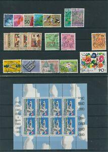 Suisse-Suisse-Vintage-Yearset-1988-Timbres-sans-Mi-1383-Complet