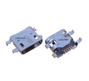 """Acer ICONIA One 7/"""" B1-770 MICRO USB DC Charging Port Socket  Connector"""