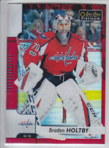 2017-18-O-PEE-CHEE-PLATINUM-BRADEN-HOLTBY-RED-PRISM-199-OPC-Parallel-Capitals