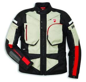 DUCATI-Spidi-ATACAMA-C1-Enduro-TextilJacke-Tex-Jacke-Jacket-schwarz-sand-NEU
