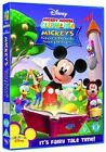 Mickey Mouse Clubhouse Storybook Surprises 8717418153816 DVD Region 2