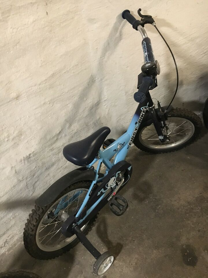 Unisex børnecykel, classic cykel