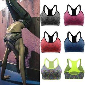 Womens-Padded-Yoga-Sports-Bra-Tank-Top-Gym-Fitness-Stretch-Racerback-Running-Bra