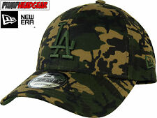 LA Dodgers New Era 940 Seasonal Camo Baseball Cap