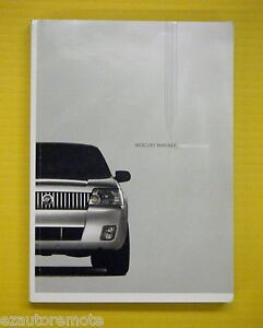 2005 mercury mariner owners manual