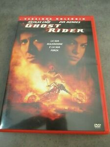 GHOST RIDER - NICHOLAS CAGE/EVA MENDES - DVD