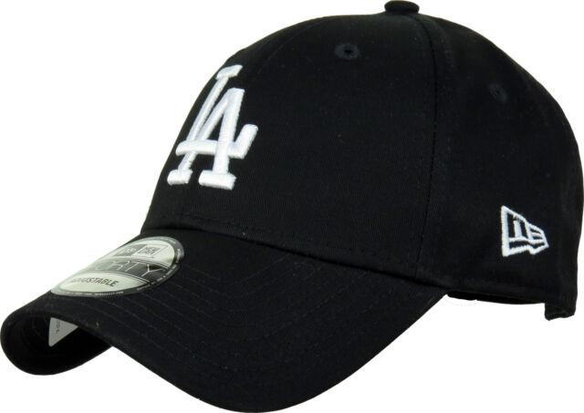 Era League Essential 9forty Adjustable Cap La Dodgers Black for sale ... a78172f692