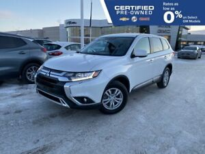 2020 Mitsubishi Outlander ES AWD | Heated Seats | Touchscreen Radio