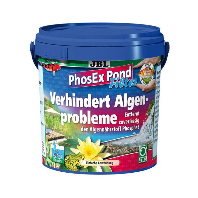 JBL PhosEX Pond Filter 500 g  Phosphatentferner (Granulat) gegen Algen