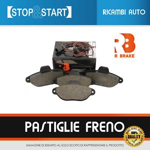 KIT-4-PASTIGLIE-FRENI-POSTERIORI-FORD-C-MAX-II-FOCUS-III-KUGA-II