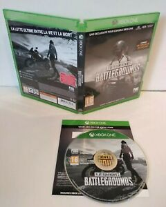 Playerunknown-039-s-Battlegrounds-XBOX-ONE-Pal-Fr-Comme-neuf-jamais-installer