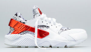 066d3936b276 Nike Huarache Shoe Palace QS size 12. 25th Anniversary Limited Red ...