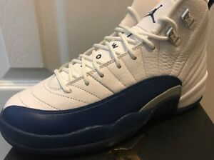 newest collection bffc4 55437 Image is loading New-NIKE-AIR-JORDAN-RETRO-12-XII-FRENCH-