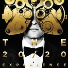 20/20 Experience - 2 of 2 [Clean] by Justin Timberlake (CD, 2013, RCA)