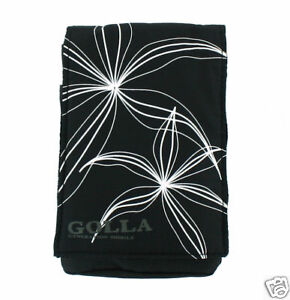 Golla-Pouch-Bag-Cellphone-Ipod-Music-Player-Amely-Black-Iphone-Blackberry