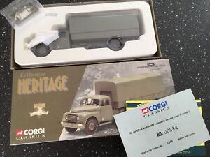 Corgi Heritage 74 001 - Citroën Type 55 Militaire Baché Neuf