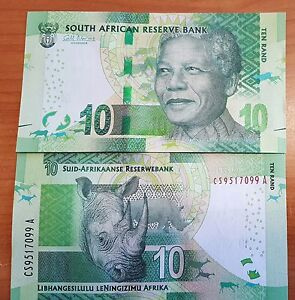 New-South-Africa-R10-banknote-Featuring-Nelson-Mandela-note-2012-money-UNC