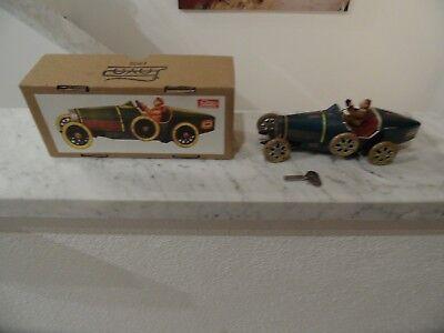 Blechspielzeug Jaya Rennwagen Bugatti Neuwertig Im Karton