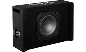 KENWOOD-EXCELON-P-XW804B-8-034-SUBWOOFER-IN-VENTED-ENCLOSURE-300W-RMS-POWER-NIB