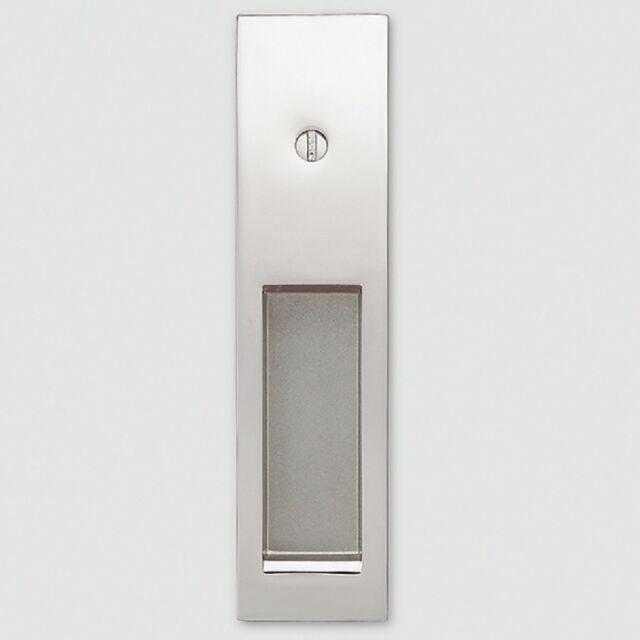 SUGATSUNE SLIDING DOOR PRIVACY LATCH FOR INTERIOR SLIDING DOORS U0026 POCKET  DOORS