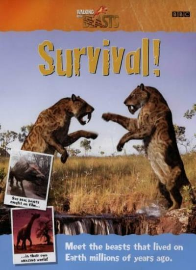 """Walking with Beasts"": Survival! By  Stephen Cole"""