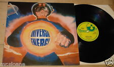 UNIVERSAL ENERGY ~ SAME SELF S/T ~ UK HARVEST LP ELCTRO SYNTH COSMIC DISCO POP