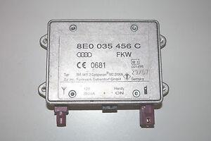 AUDI-A4-S4-8k-Amplificador-de-antena-Movil-Telefono-8k5035225e-orig-138