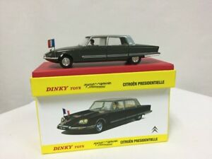 1-43-DINKY-TOYS-1435-Citroen-Presidentielle-1970-DIE-CAST-Car-Model-Collection