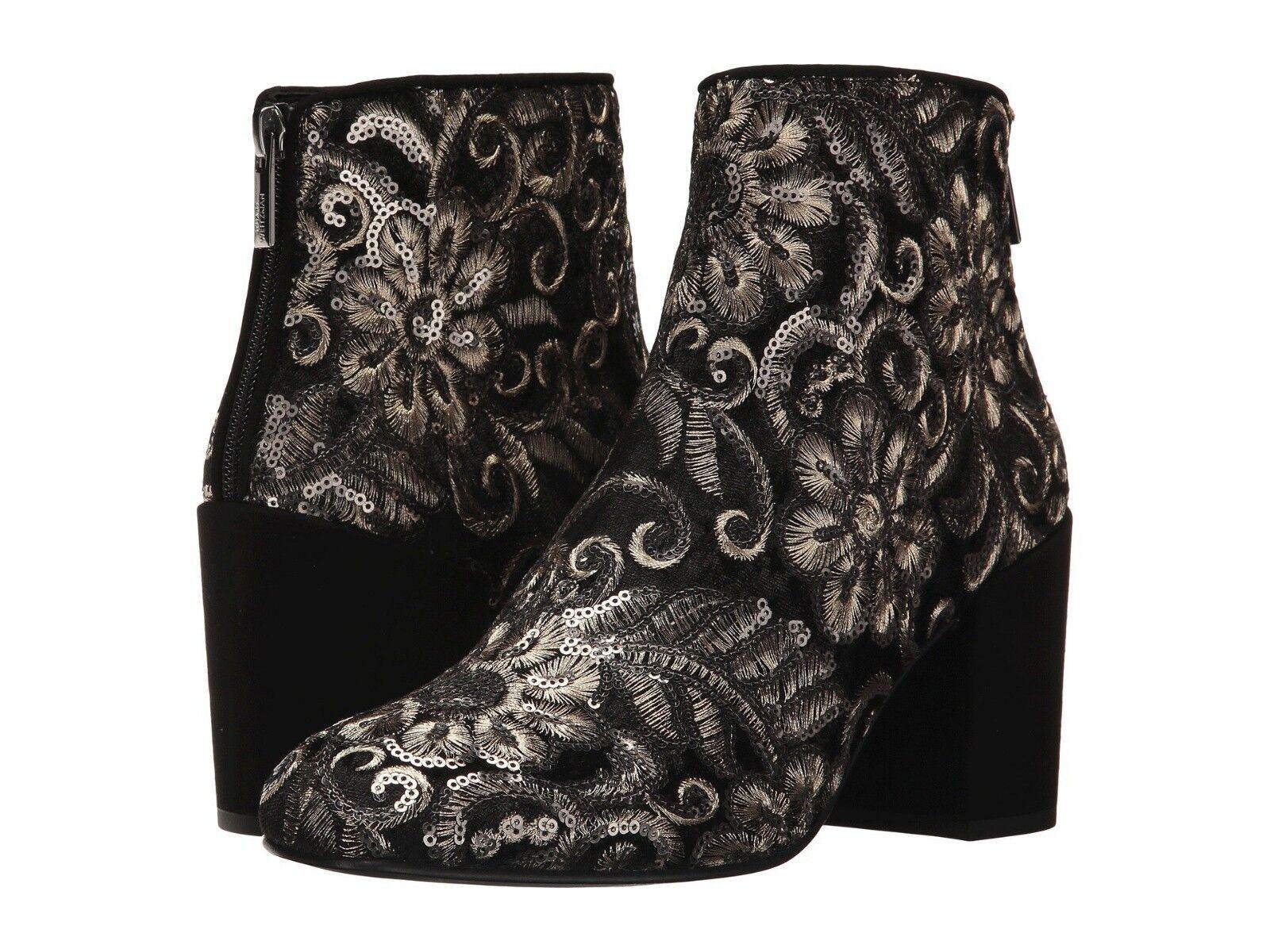 marchi di moda STUART WEITZMAN PIPEBACARI AMAZING EMBROIDERED EMBROIDERED EMBROIDERED ANKLE stivali US 9 I LOVE scarpe  la migliore moda