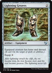 Greaves-of-Lightning-Lightning-Greaves-MTG-Magic-C15-Commander-2015-Eng-Ita