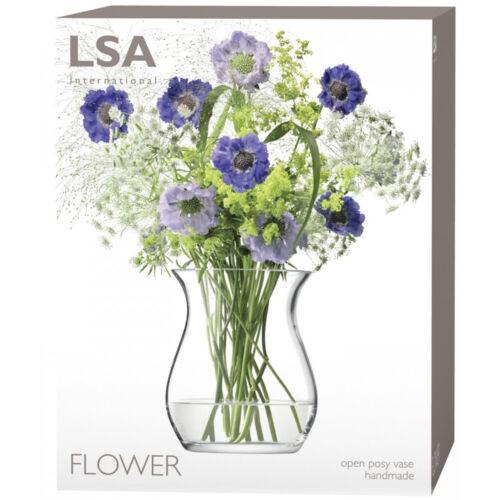 LSA INTERNATIONAL clair POSY VASE-G584-18-301